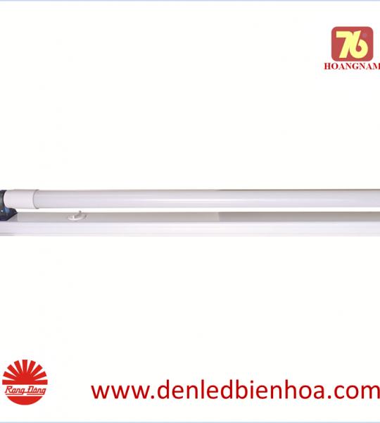 Bộ đèn LED Tuýp T8 1.2m 20W Thủy tinh Rạng Đông