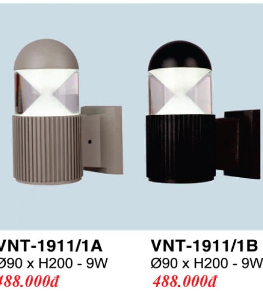 ĐÈN TƯỜNG HÀNH LANG VERONA 1 chế độ ánh sáng