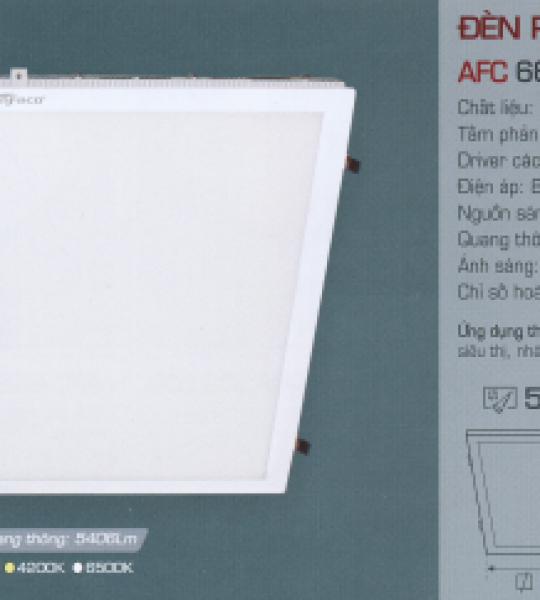 AFC 669 LED 48W ANFACO