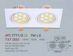AFC 771T/2 LED 7W X 2 ANFACO
