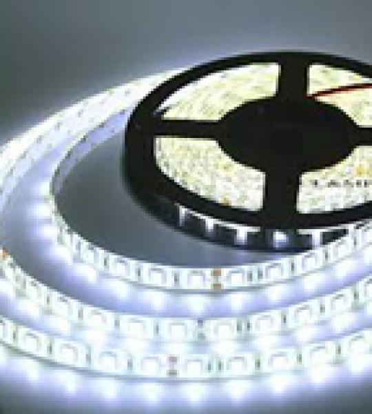 CUỘN LED DÁN 5050 5M 12V TRẮNG (KEO)